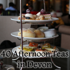 Afternoon Tea in Devon