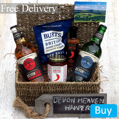 Cider & South Devon Chilli Farm Gift