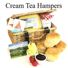 Devon Cream Tea Hampers