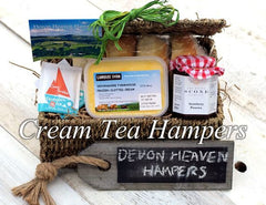 Cream Teas Delivered To You Door