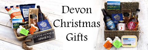 Christmas Food Hampers From Devon