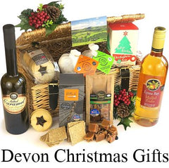 Devon Christmas Food Hampers