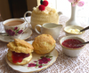 Cream Tea North Devon