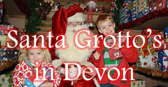Santa Grotto's In Devon