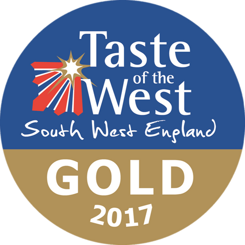 Devon Heaven Taste of the West Gold Award 2017