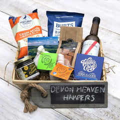 Devon Corporate Hampers For Christmas