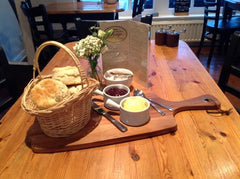 Devon Cream tea gift vouchers
