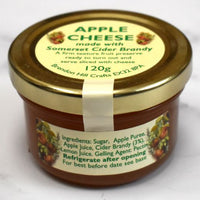 Apple & Cider Brandy Fruit Cheese