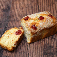 Cherry & Coconut Loaf Cake