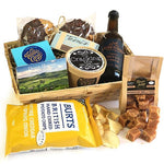 Classic Devon Food Hamper With Cider