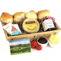 Cream Tea Gift Basket