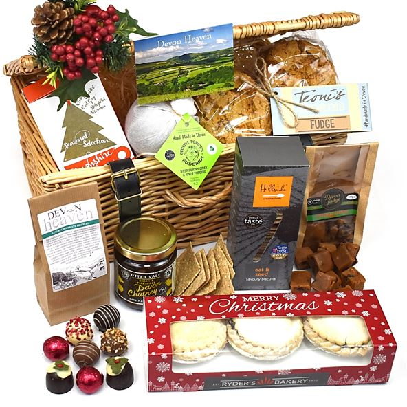 Devon Christmas Food Hamper