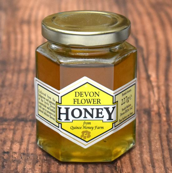 Quince Honey Farm Devon Flower Honey
