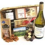Devon Wine & Truffle Hamper