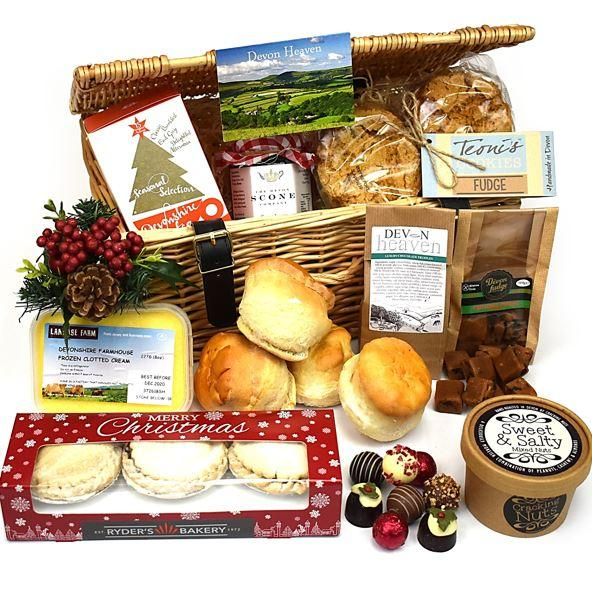 Festive Afternoon Tea Hamper