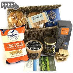 Sweet & Savoury Devon Food Hamper