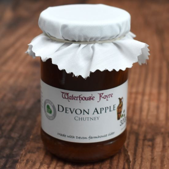 Devon Apple & Cider Chutney 320g