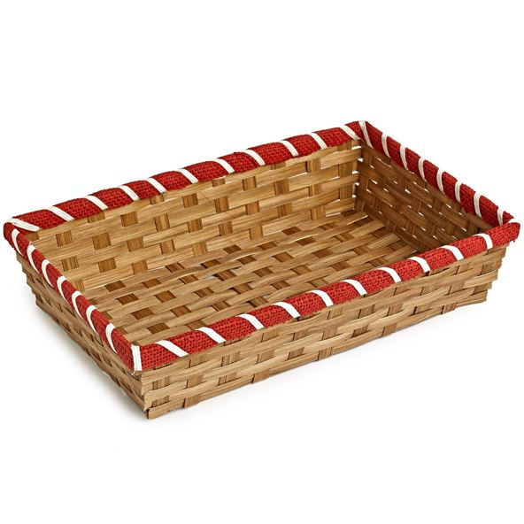 Create Your Own Hamper In A Wicker Gift Basket