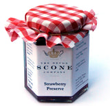 Fruit & Plain Scone Hamper - Large Cream