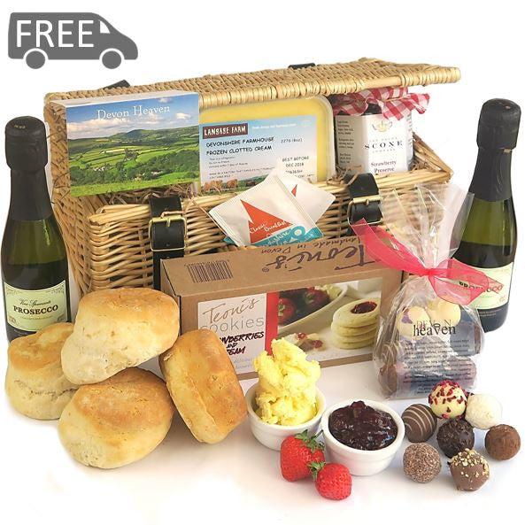 Prosecco Afternoon Tea Hamper