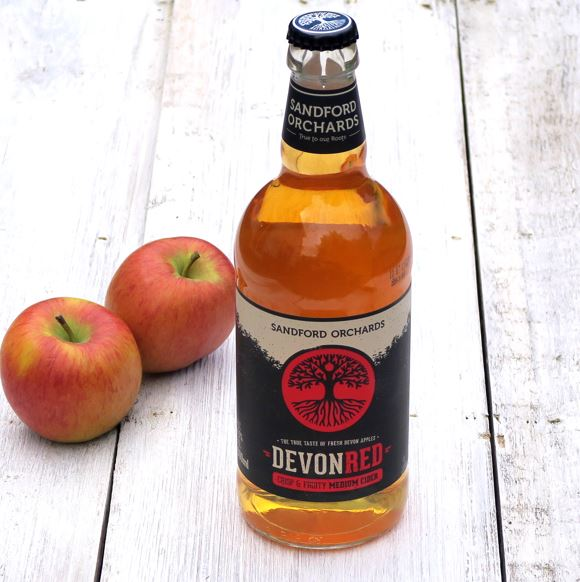 Sandford Orchard Devon Red Cider