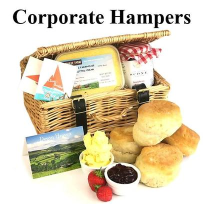 Corporate Food Hampers From Devon