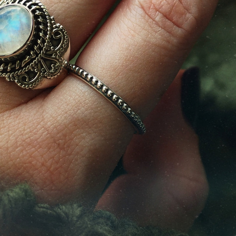Aoife - Sterling Silver Ring