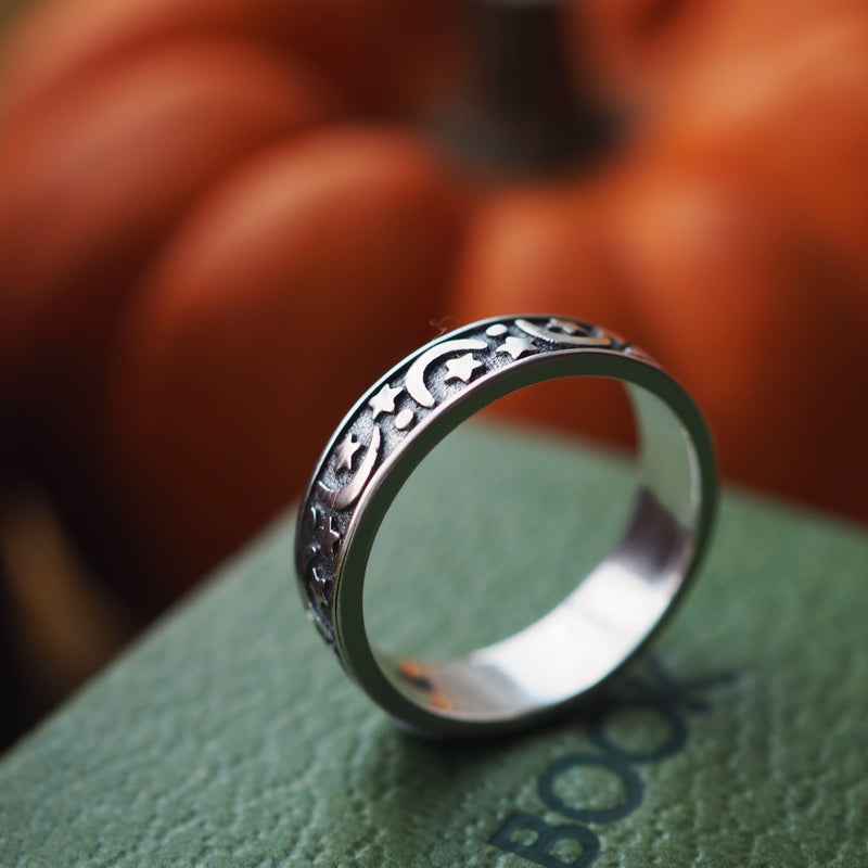 Dreamer - Sterling Silver Ring