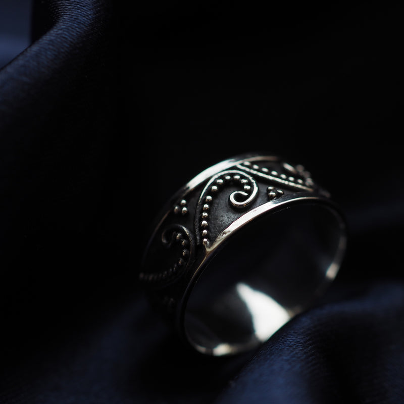 Obsession - Sterling Silver Ring