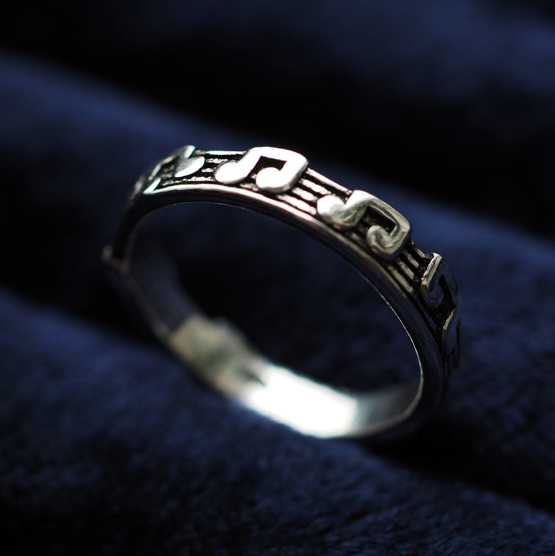 Serenade - Sterling Silver Ring