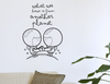 Wall Decals sticker Mr Wonderful ANOTHER PLANET