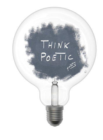 POETIC LAMP think