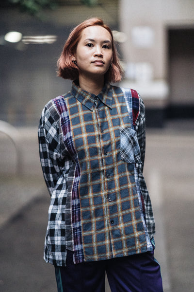 Rebuild by Needles Flannel