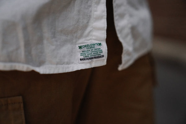 orSlow Work Shirt