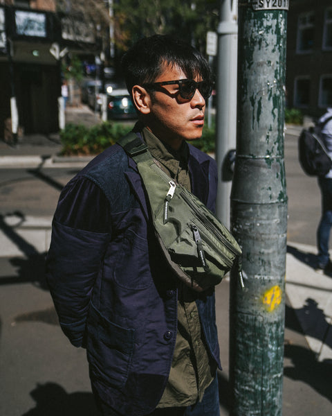 Engineered Garments Bedford Jacket Navy