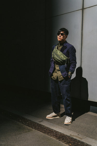 Engineered Garments Corduroy Fatigue Pant