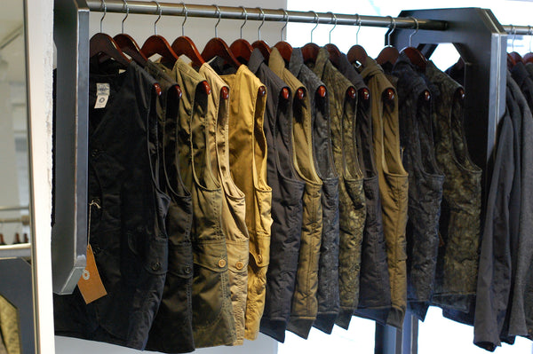 Post Overalls Showroom