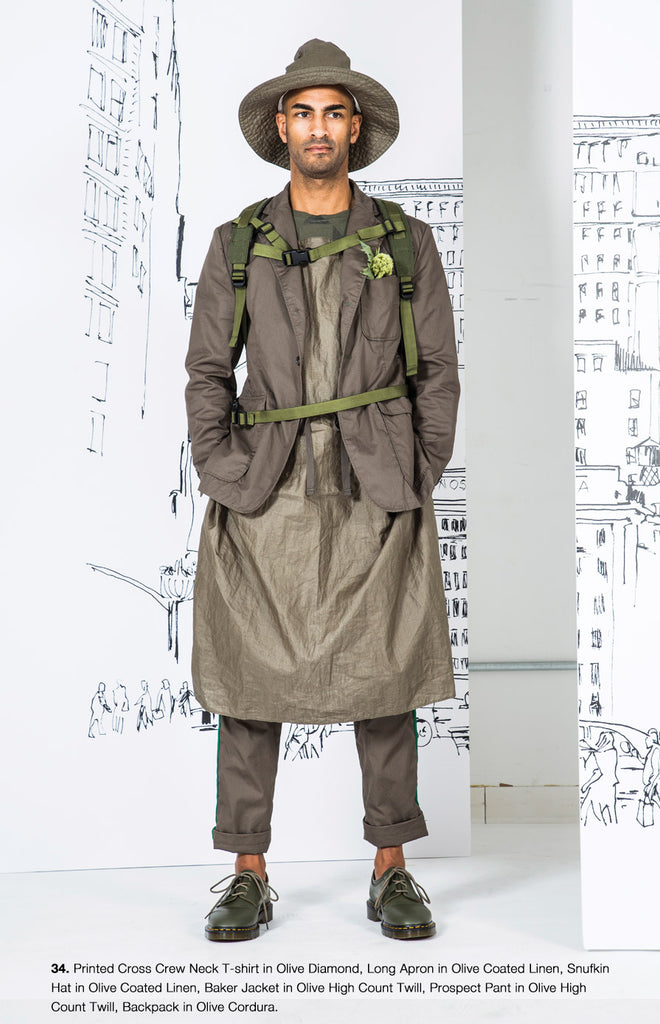 Engineered Garments SS17