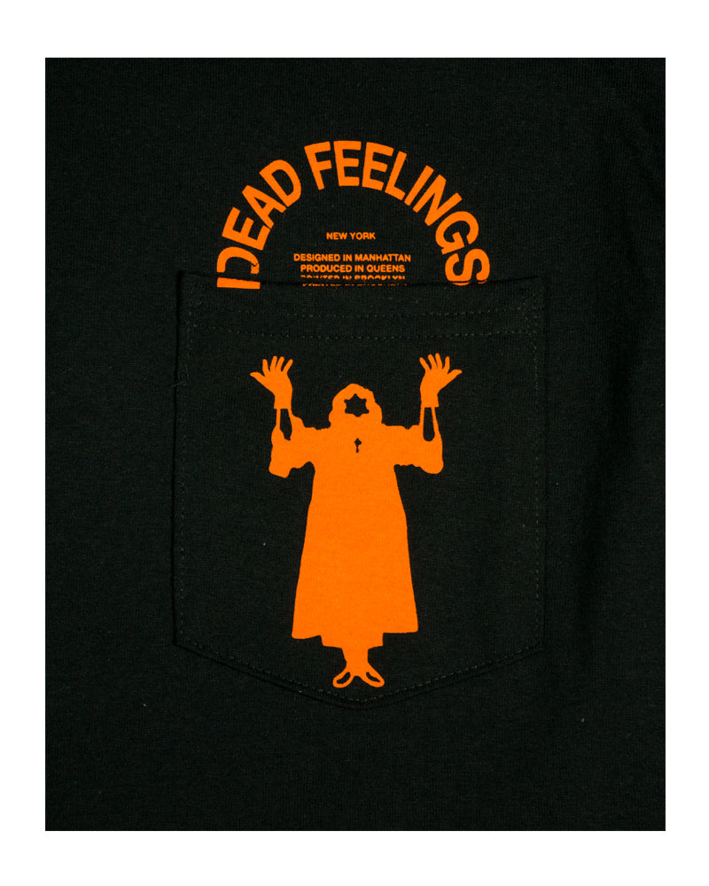 Dead Feelings Revolve Print Black