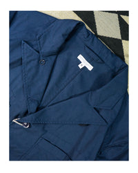 Engineered Garments Bedford Jacket Navy Flat Twill