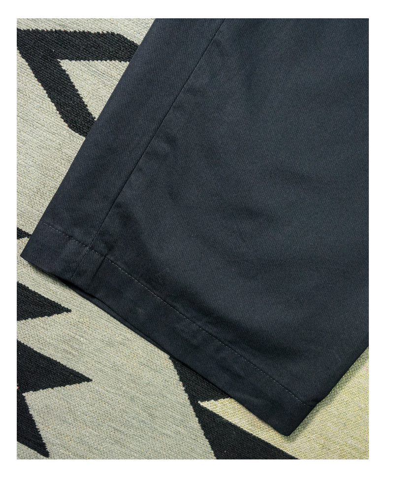 Engineered Garments Emerson Pant Black High Count Twill