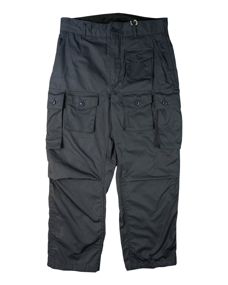 Engineered Garments FA Pant Dark Navy High Count Twill