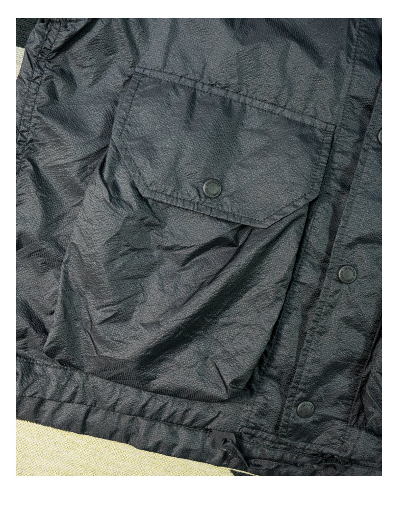 Engineered Garments Black Nylon Micro Ripstop