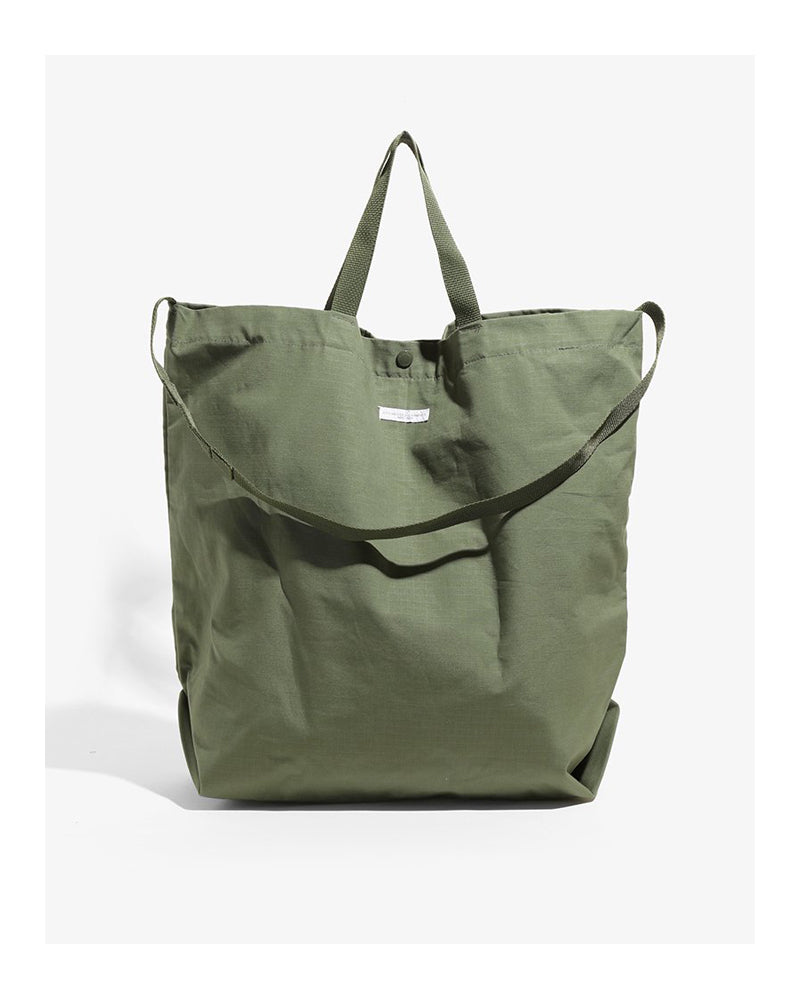 Engineered Garments Carry All Tote Ripstop Olive
