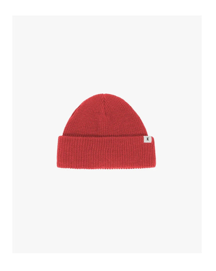 Knickerbocker Mfg Co. Watch Cap Type II Red