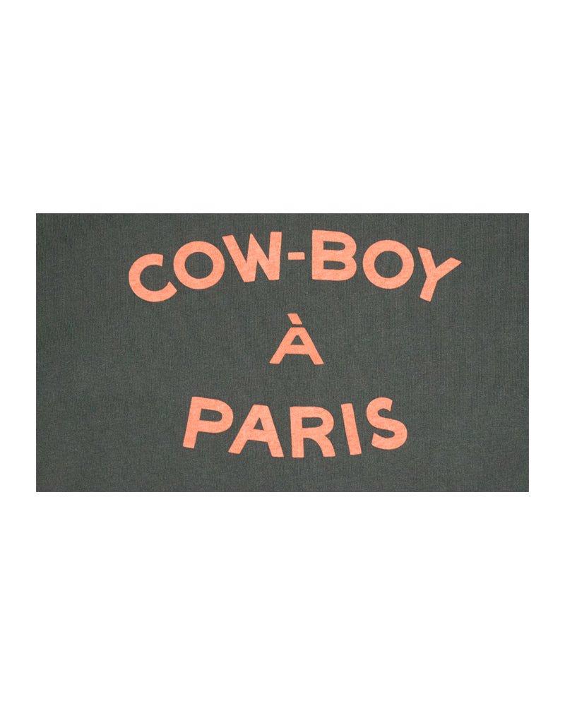 Knickerbocker Cowboy T-Shirt Coal