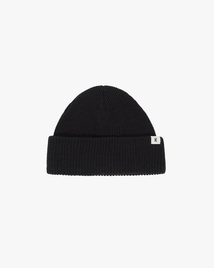 Knickerbocker Mfg Co. Watch Cap Type II Black