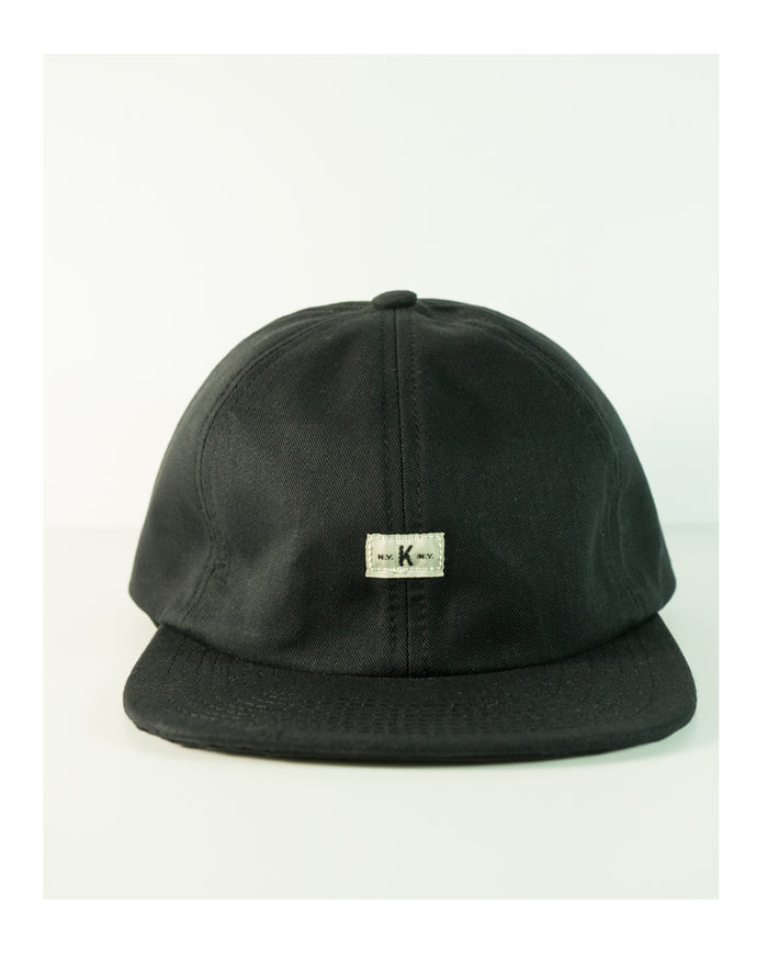 Knickerbocker Icon Cap Black