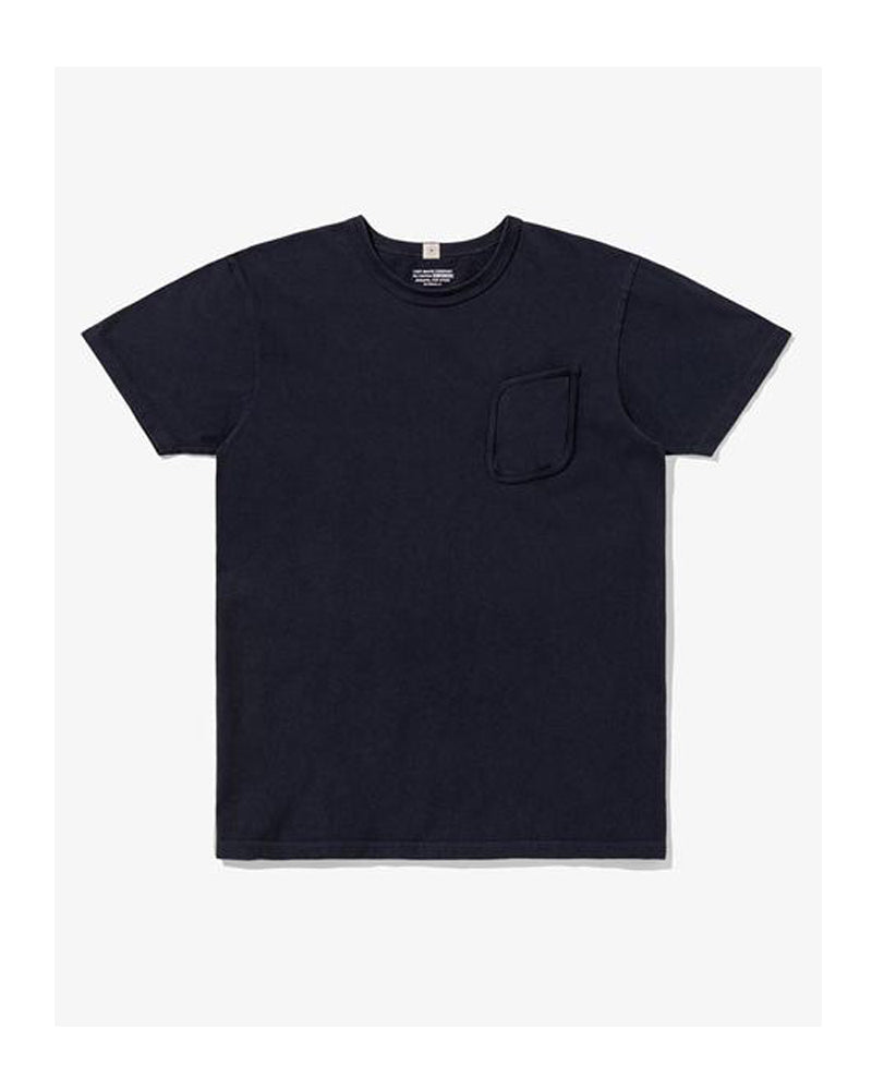 Lady White Clark Pocket Tee Black