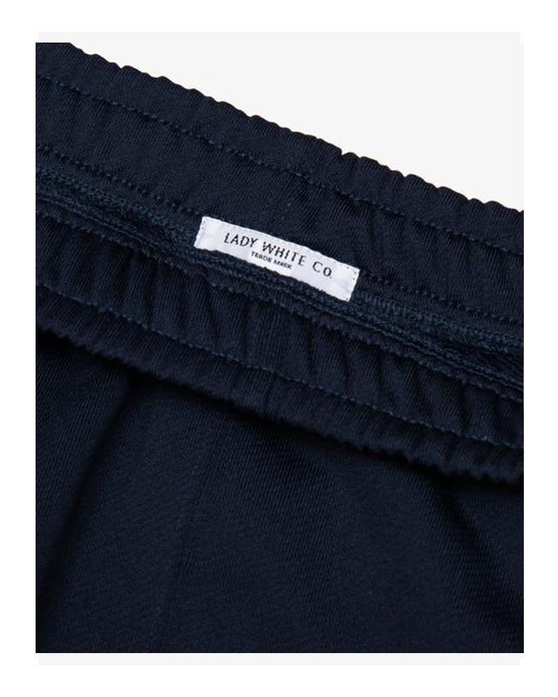 Lady White Co Sport Trouser Navy